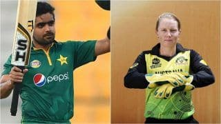 Cricket: Babar Azam, Alyssa Healy Voted ICC Players of The Month For April 2021